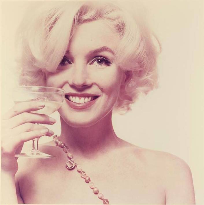 Marilyn Monroe Face