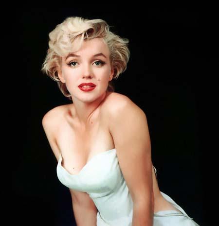 Marilyn Monroe White Dress Classic