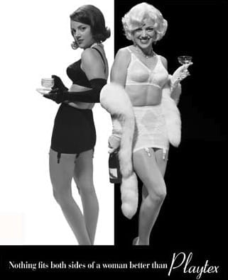 Marilyn and Jackie together