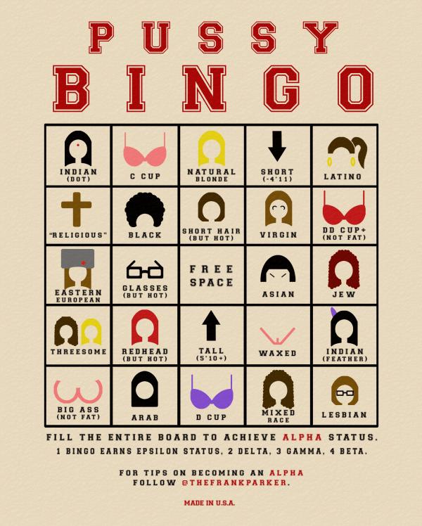 Pussy Bingo