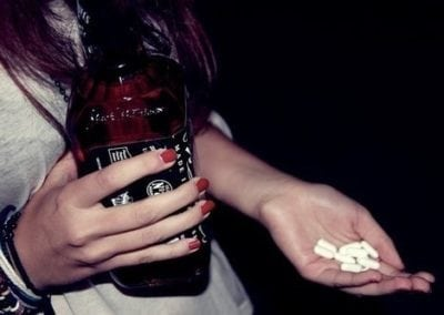"""Drinks or Xanax? The """"Adult"""" Dating Guide"""