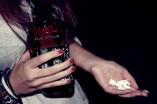 "Drinks or Xanax? The ""Adult"" Dating Guide"