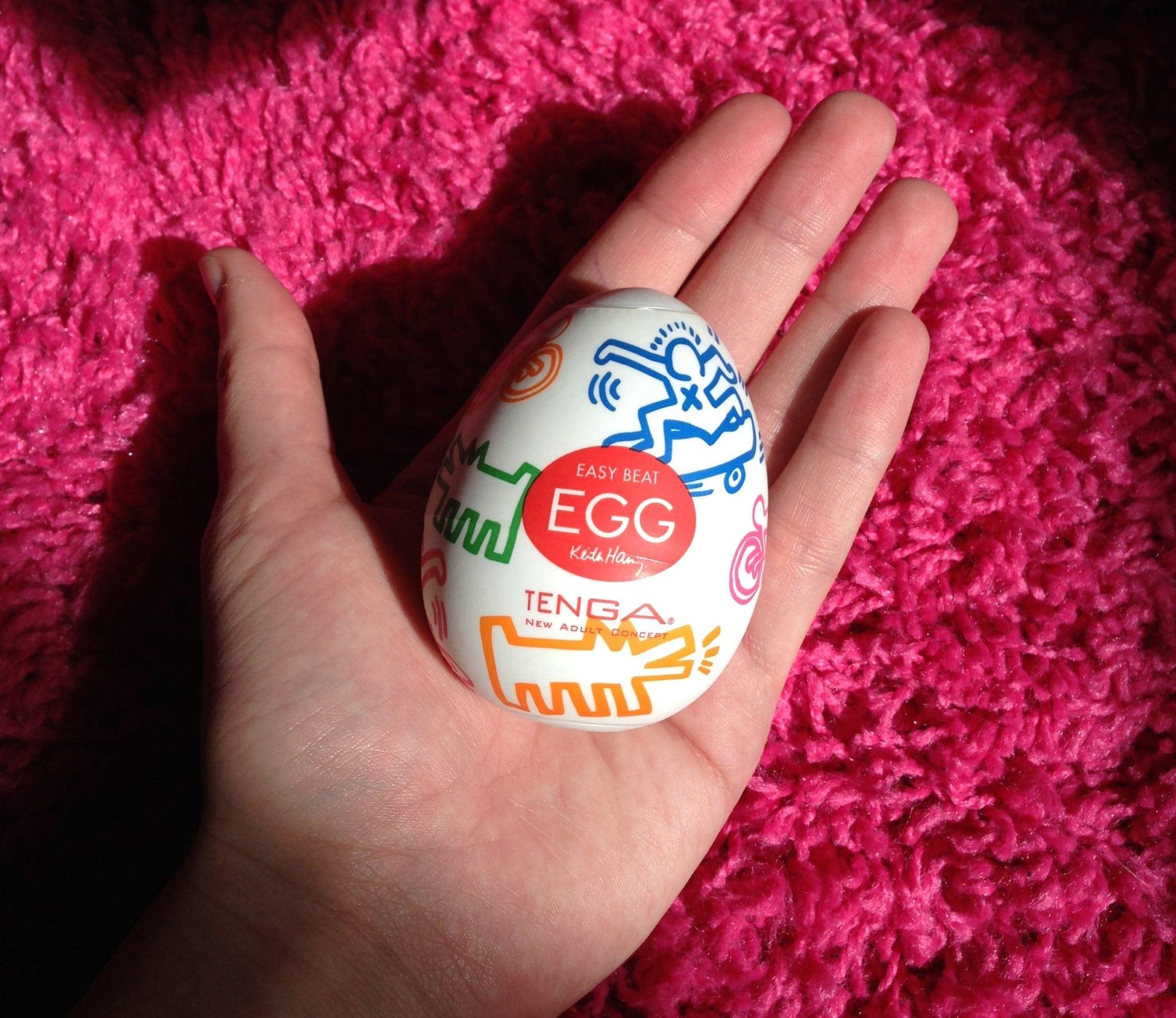 """Tenga Egg """"Street"""""""