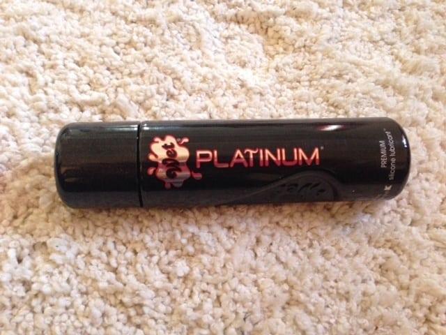 Wet Platinum Silicone Lubricant