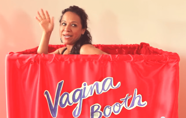 The Vagina Booth
