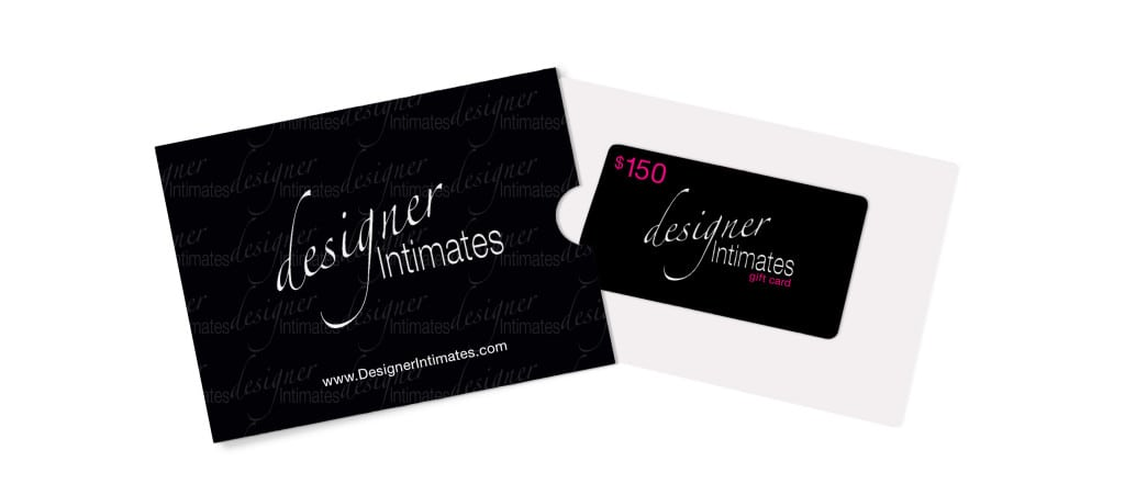 Designer Intimates Gift Card Giveaway!