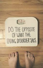 My Battle with and Recovery From an Eating Disorder