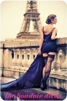 Paris Secrets Trilogy: Skin