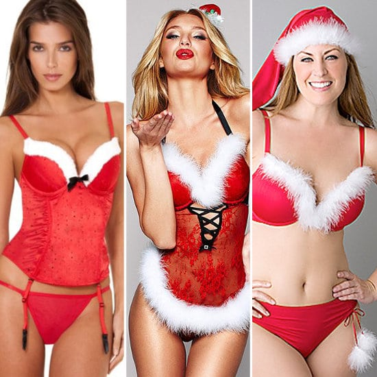 The Slutty Girl's Guide to Holiday Lingerie