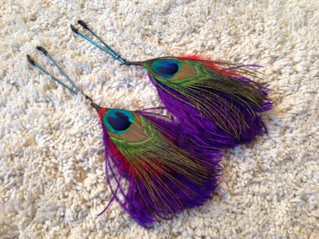 Bijoux de Nip Feather Clamps Review