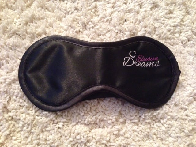 Elusive Dreams Sleep Mask Giveaway