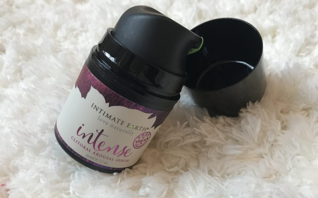 Intimate Earth Intense Clitoral Stimulating Gel Review