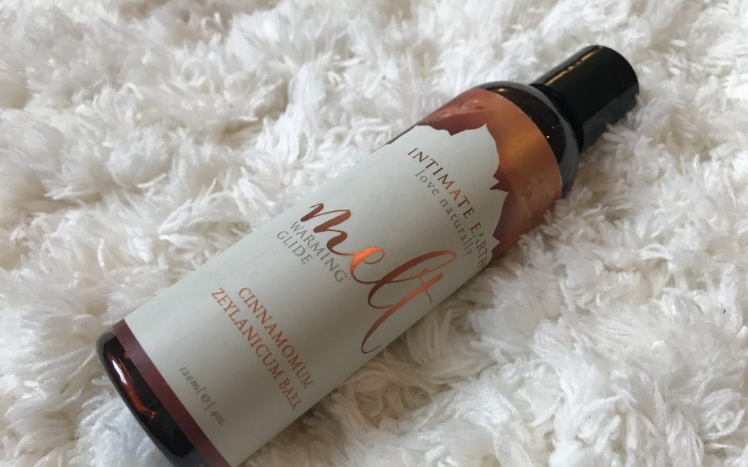 Intimate Earth Melt Vanilla Caramel Warming Glide Review