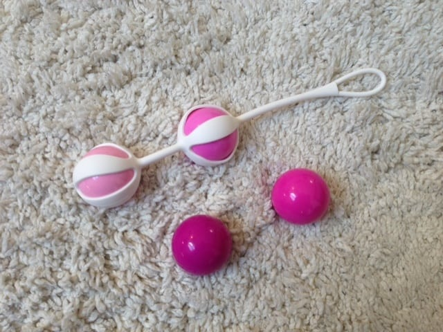 Fun Toys Geisha Balls Review