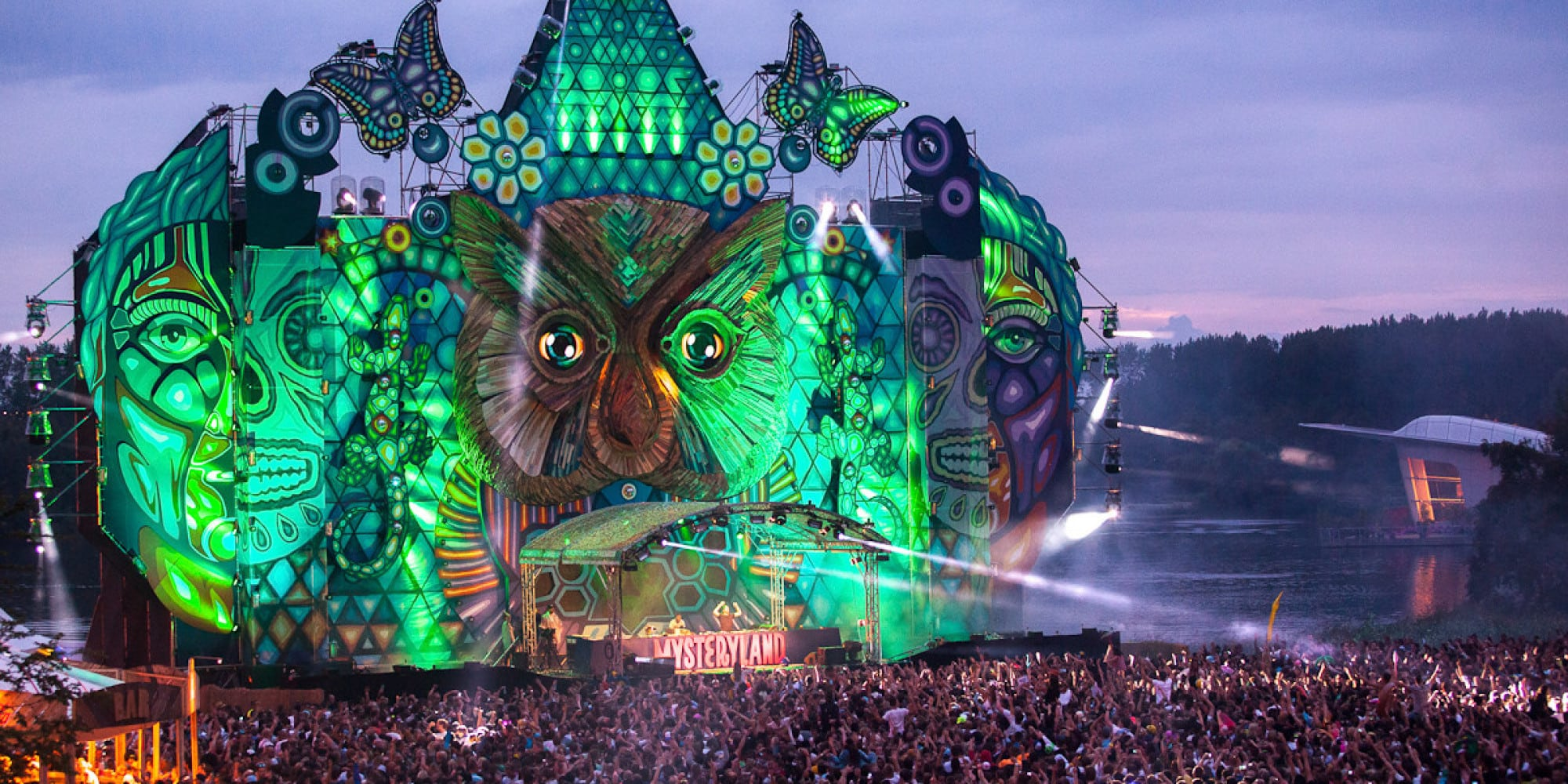 7 Reasons You NEED to Go to Mysteryland