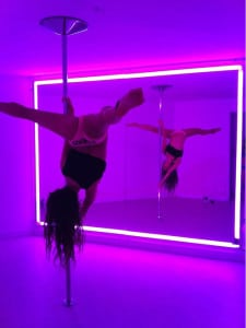 Just Do It: Pole Dancing