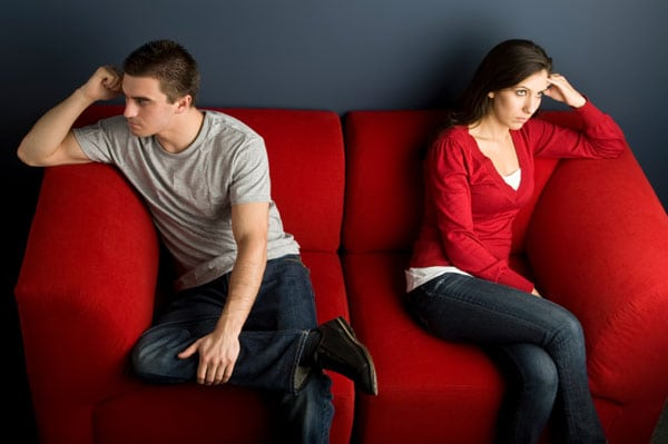 7 Signs He's Not Right For You