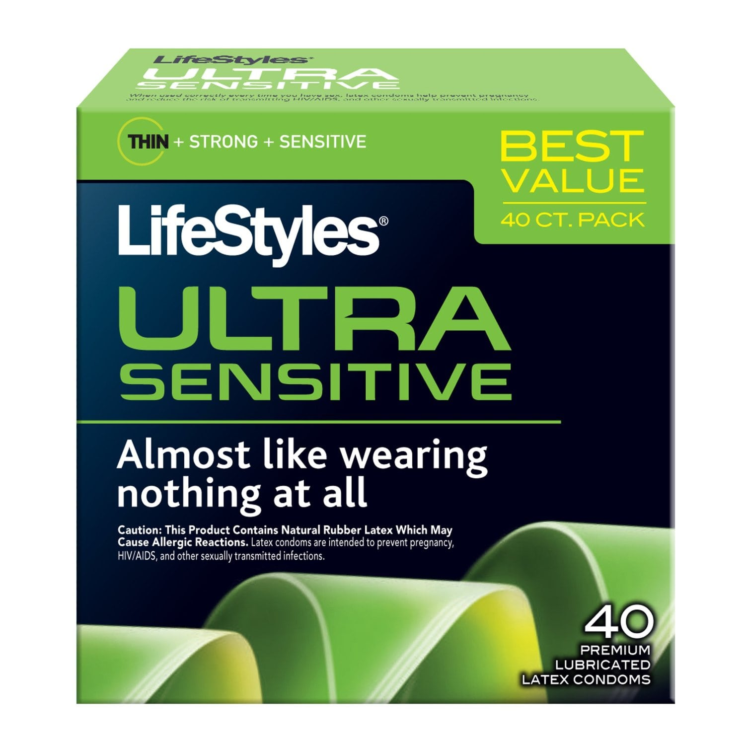 Lifestyles Ultra Sensitive Condoms Review