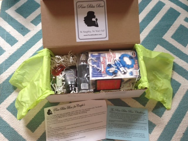 Pure Bliss Box Review