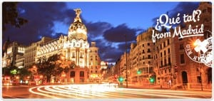 Slutty Girl's Guide to Europe: Madrid