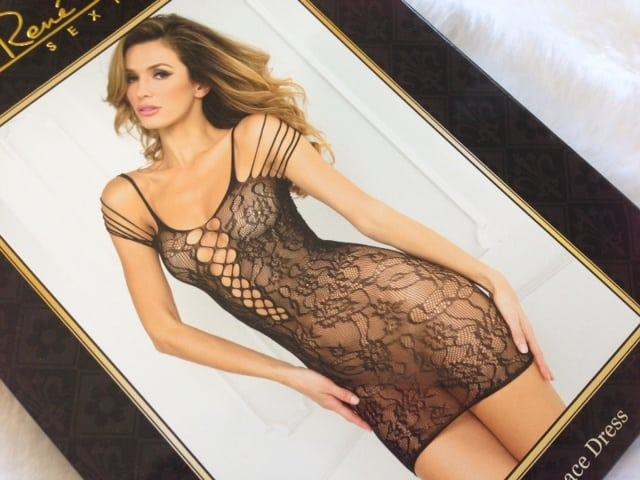 René Rofé Off The Hook Lace Dress Review