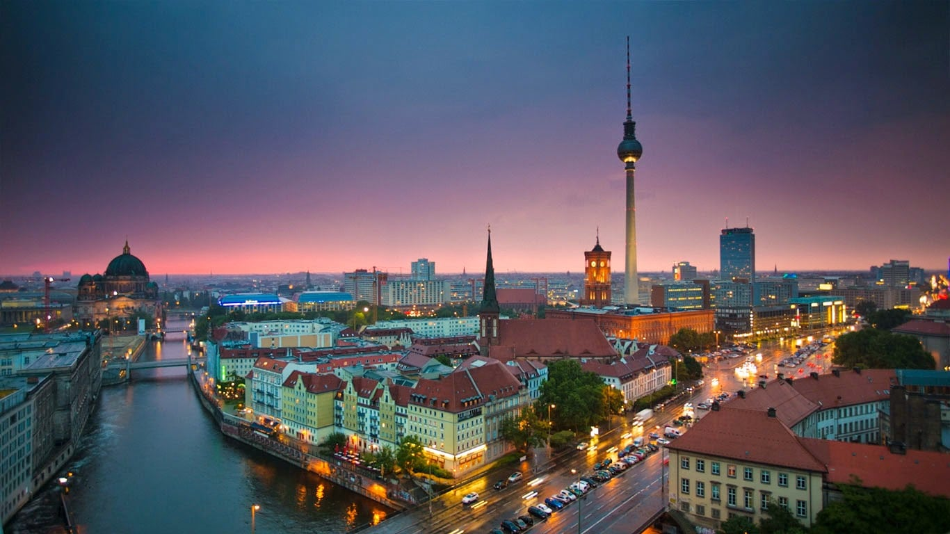 Slutty Girl's Guide to Europe: Berlin