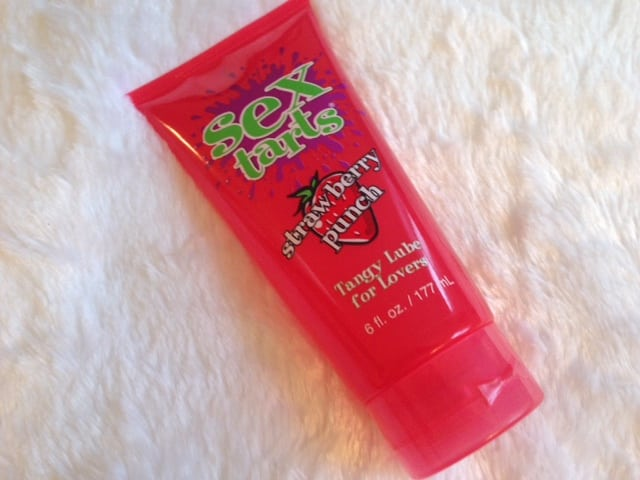 Sex Tarts Strawberry Punch Review