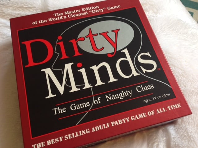 Dirty Minds: The Game of Naughty Clues Review