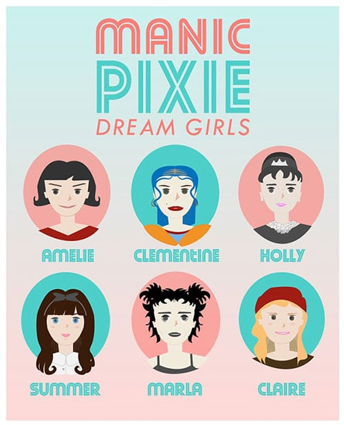 All About Tropes: The Manic Pixie Dream Girl