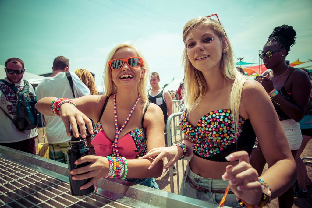 The Slutty Girls Guide To Music Festivals | Slutty Girl
