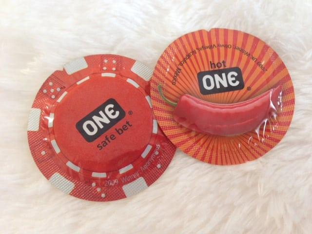 One 576 Sensations Condoms Review