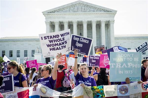 Trump Probably Can't Overturn Roe v. Wade, But That Doesn't Mean It's Safe