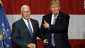 Mike Pence's (Lack Of) Values for Women's & LGBT Rights