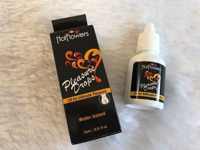 Hot Flowers Pleasure Drops Review