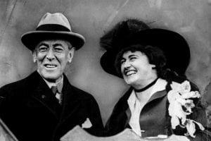 Edith Wilson: The Secret Female President