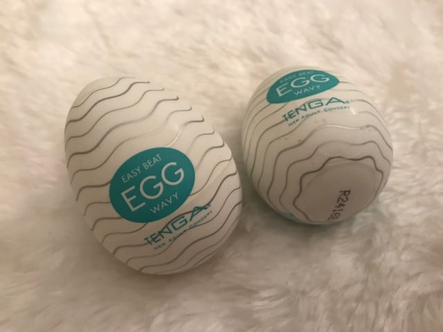 Tenga Egg Wavy Review