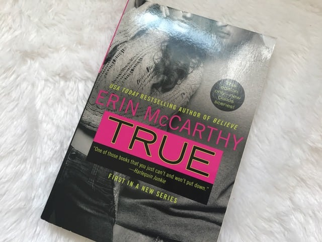 True by Erin McCarthy Book Review