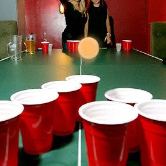 4 Twists on Beer Pong That You Have to Try