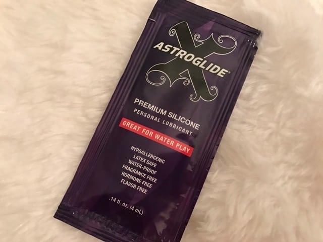 Astroglide Premium Silicone Lubricant Review