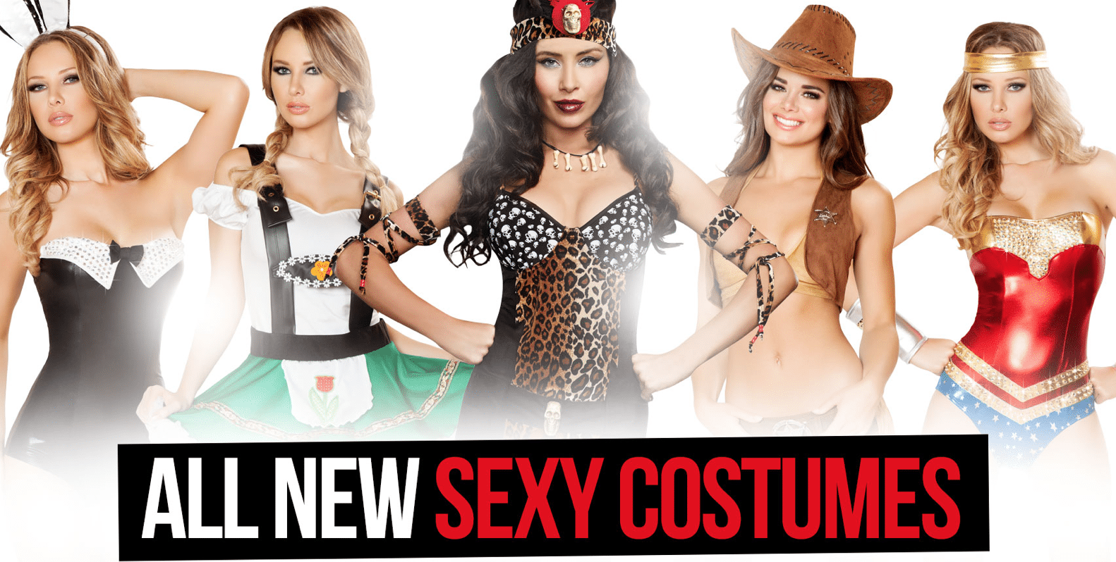 The Ultimate Slutty Halloween Costumes