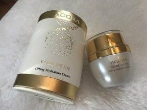 Agora Code De Vie Lifting Hydration Cream Review