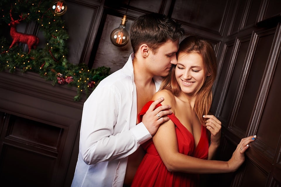 Six Hot Holiday Sex Positions