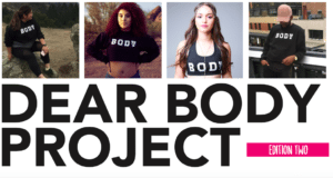 The Dear Body Project is Back!