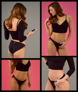 Win One of the World's First Vibrating Underwear