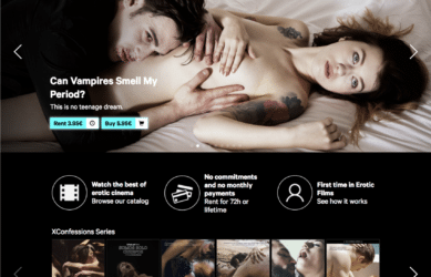 Erotic Films Website Review