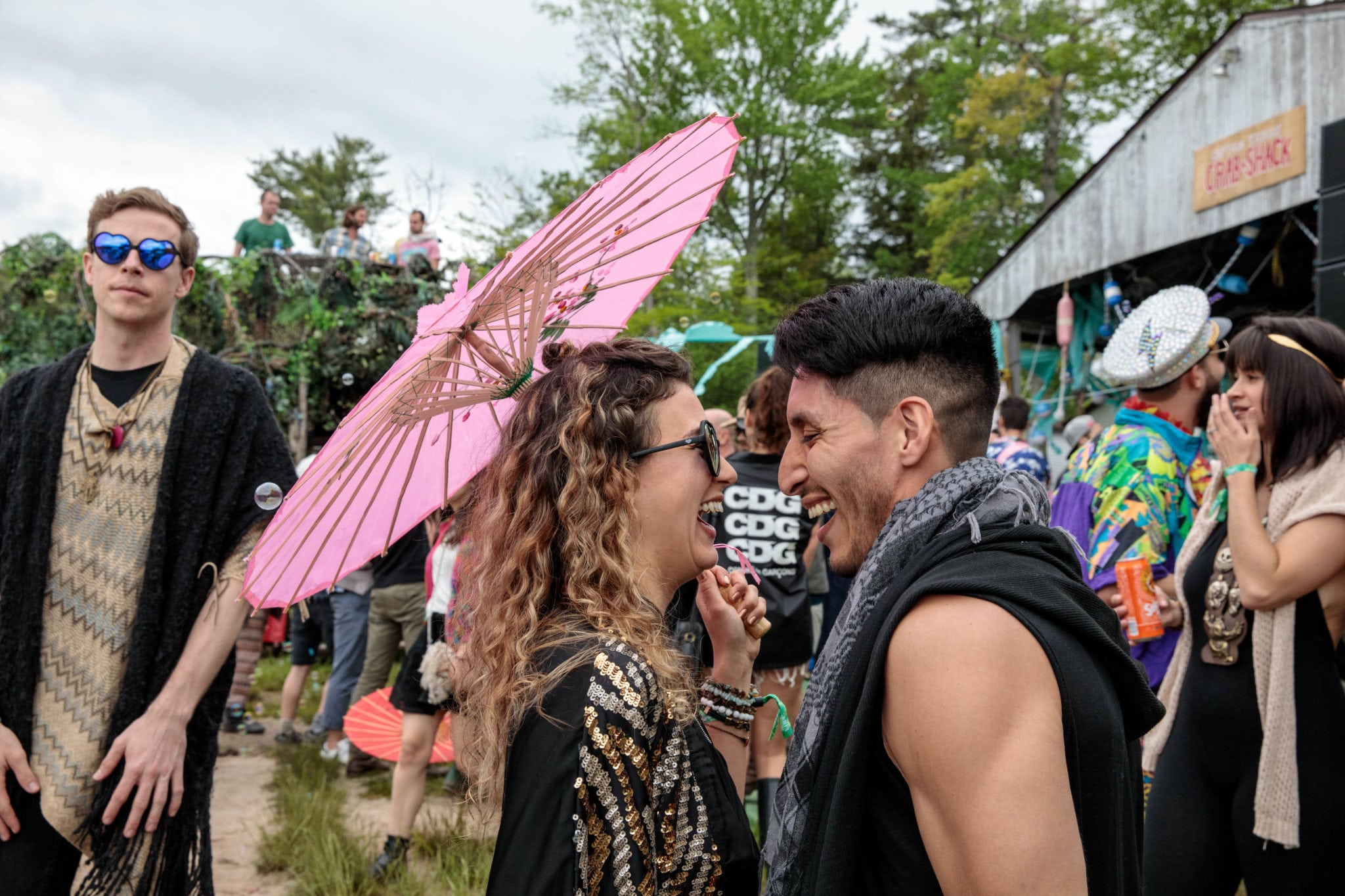 12 Places to Kiss Your Bae at Elements Music Festival