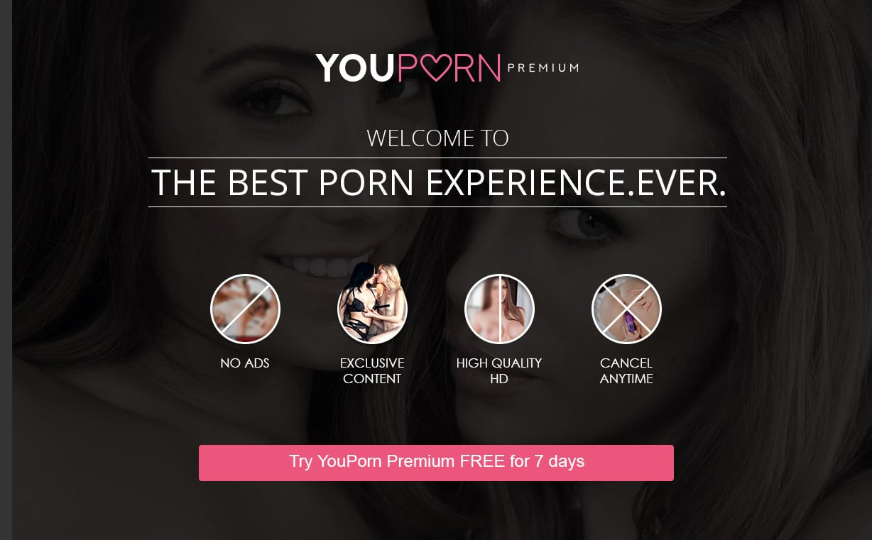 get a free premium subscription to youporn! | slutty girl problems