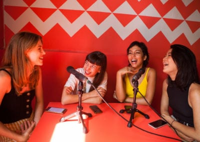 This Amazing Podcast is like a Conversation with Your BFFs