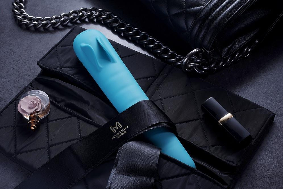 Win the Super Unique, Must-Have Vibrator from MysteryVibe!