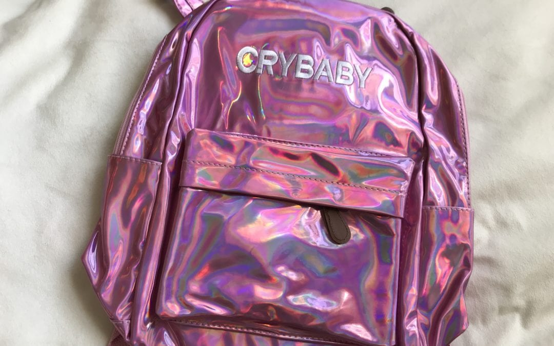 Crybaby Backpack Review